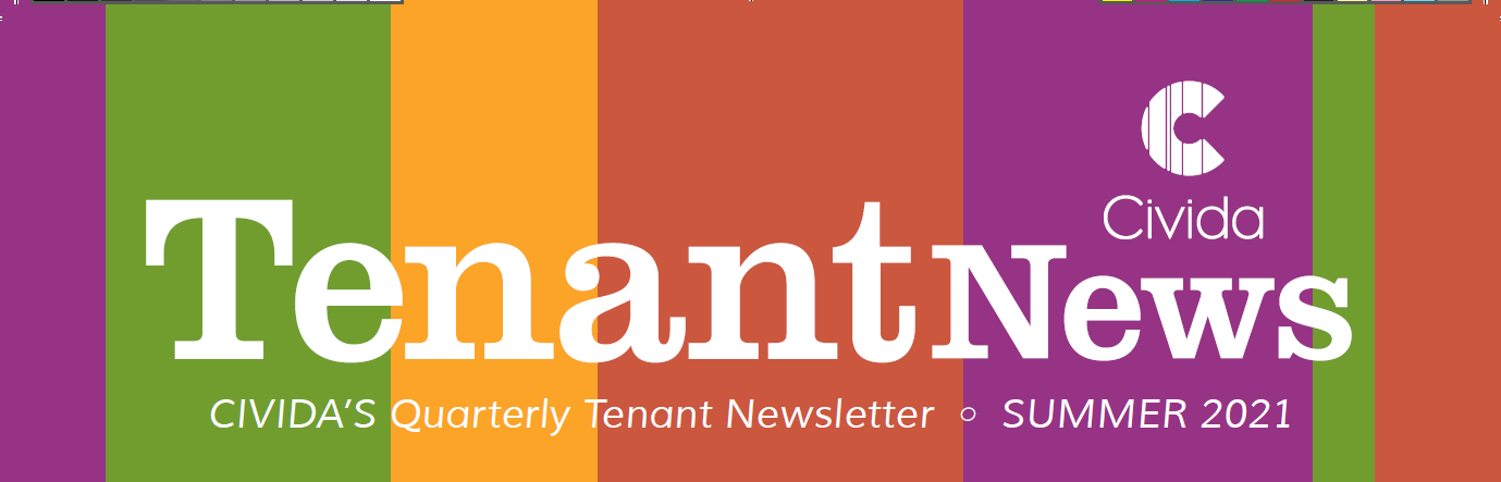 Summer Tenant Newsletter